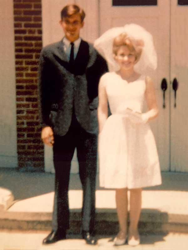 dolly parton and carl dean wedding day