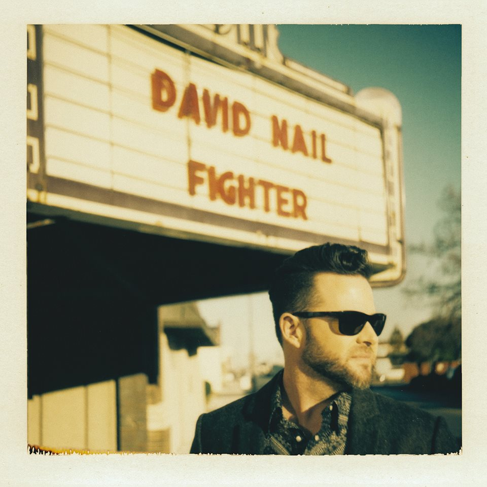 david nail, fighter album art
