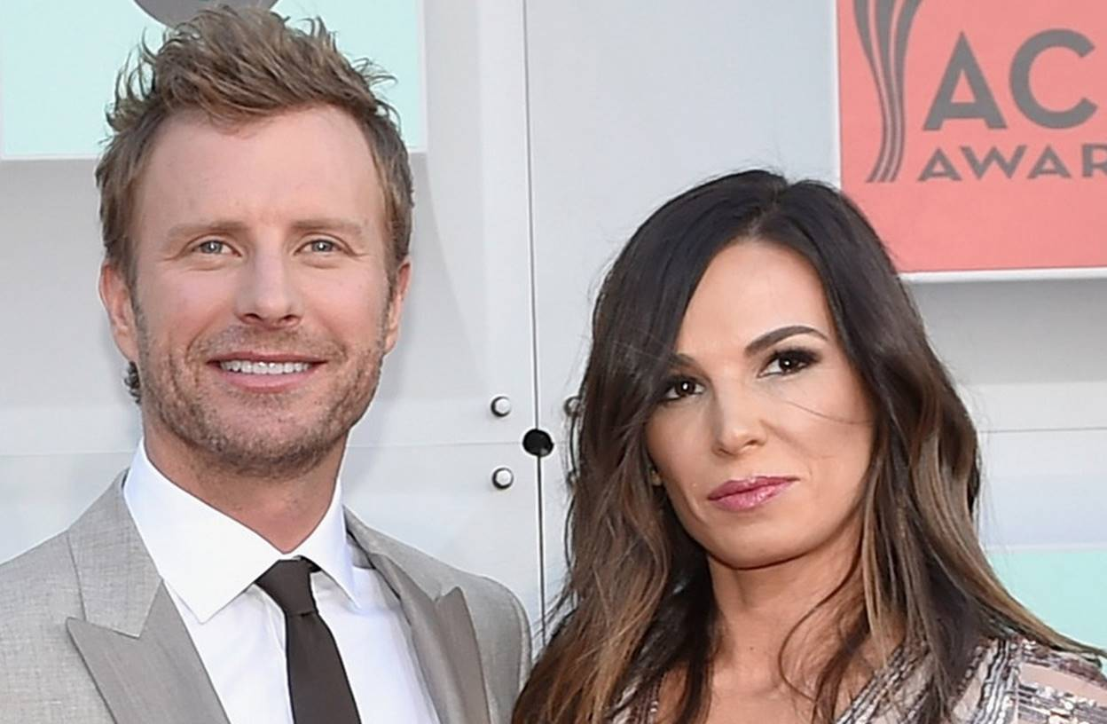 dierks bentley with wife cassidy black