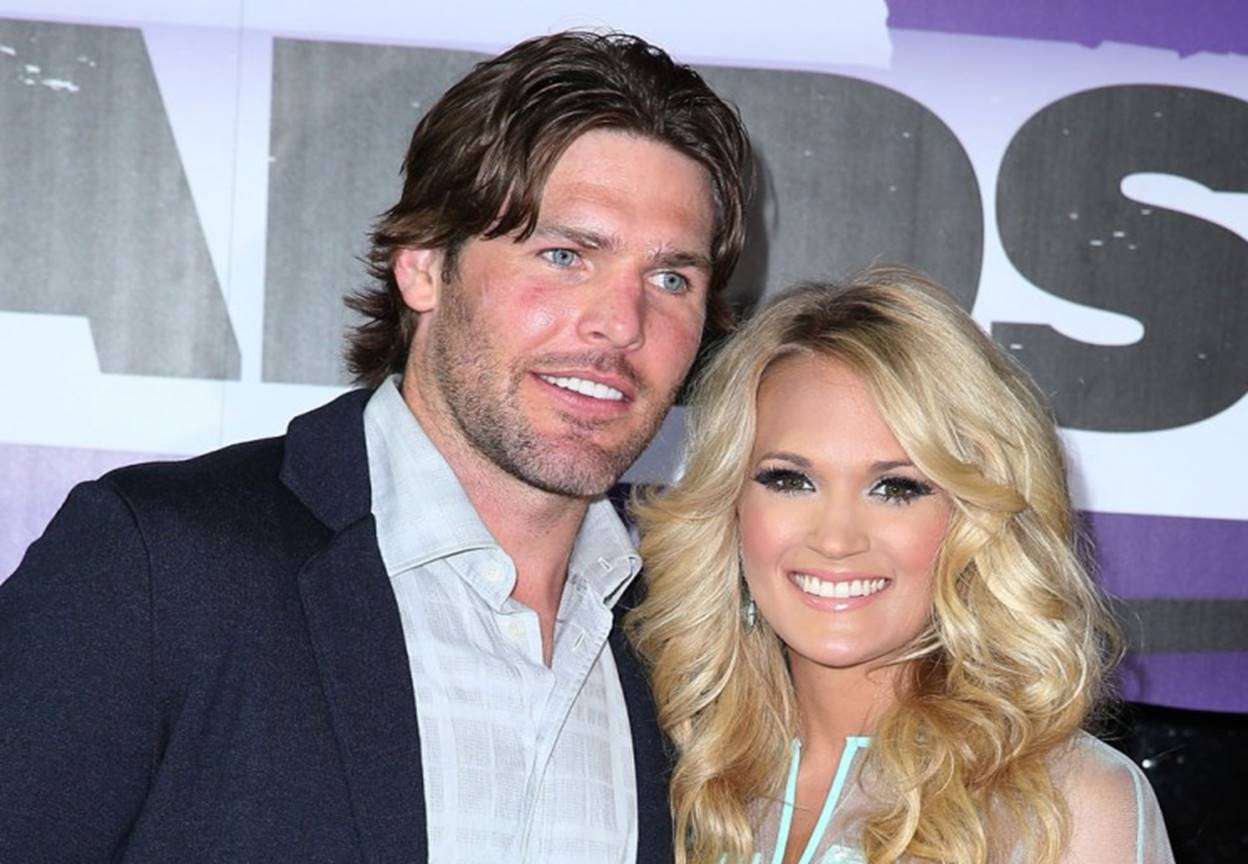 How Did Carrie Underwood and Mike Fisher Meet  POPSUGAR