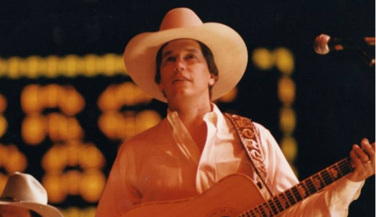 george strait in 1987