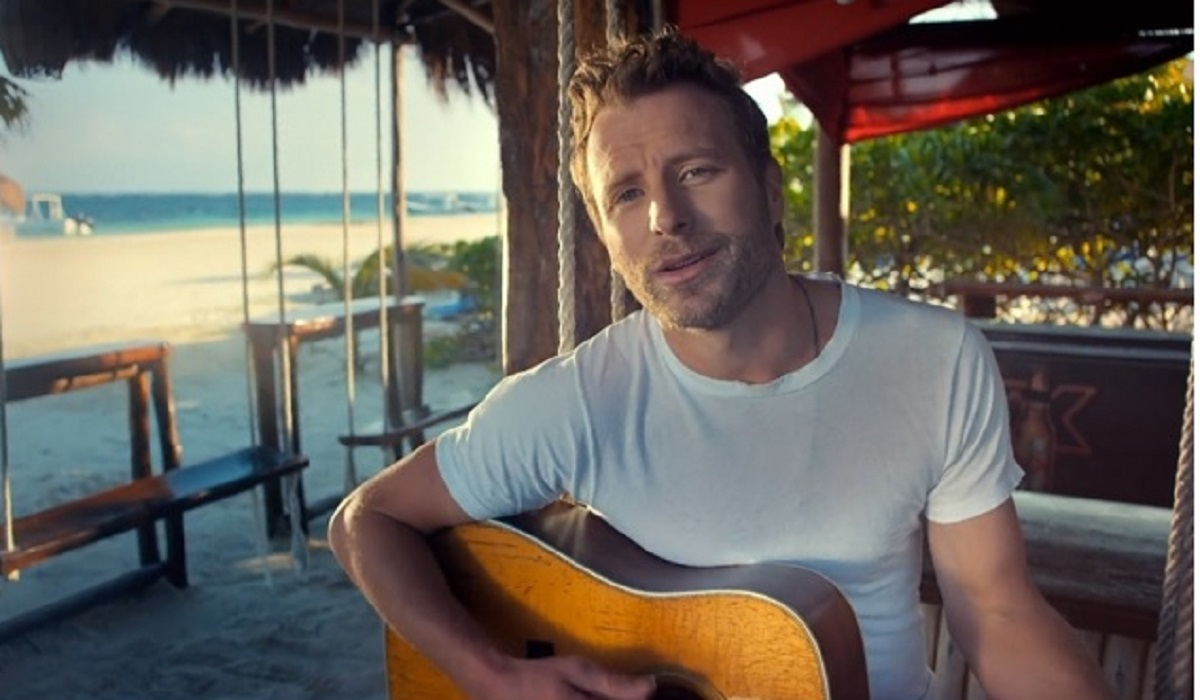 "Dierks Bentley New Single ""Somewhere On a Beach"" lyrics and video"