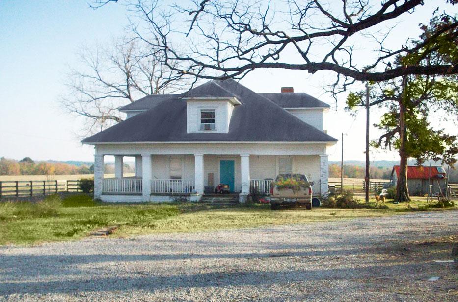 miranda lambert childhood home