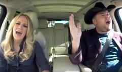 Carrie Underwood's Carpool Karaoke versus the Original Song Performances