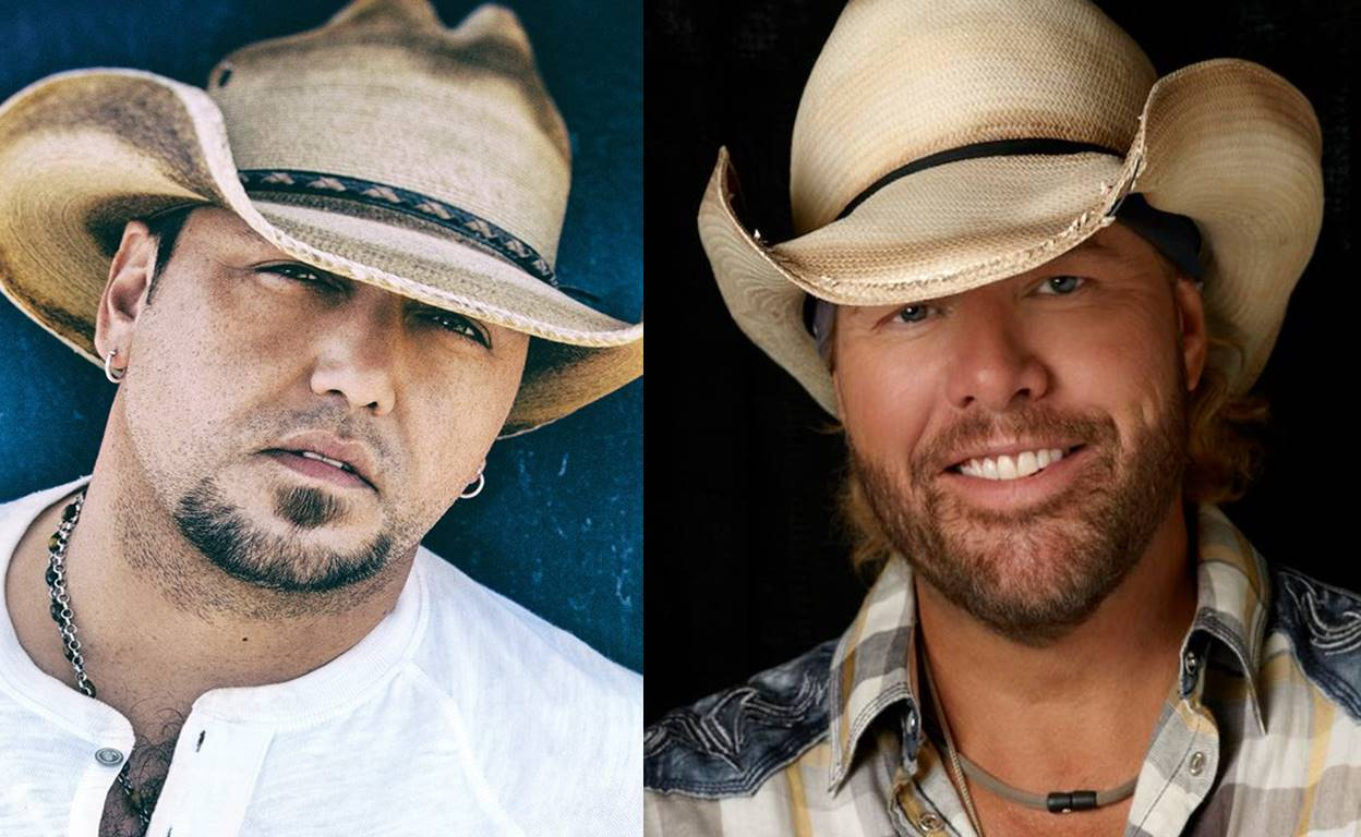 jason aldean and toby keith