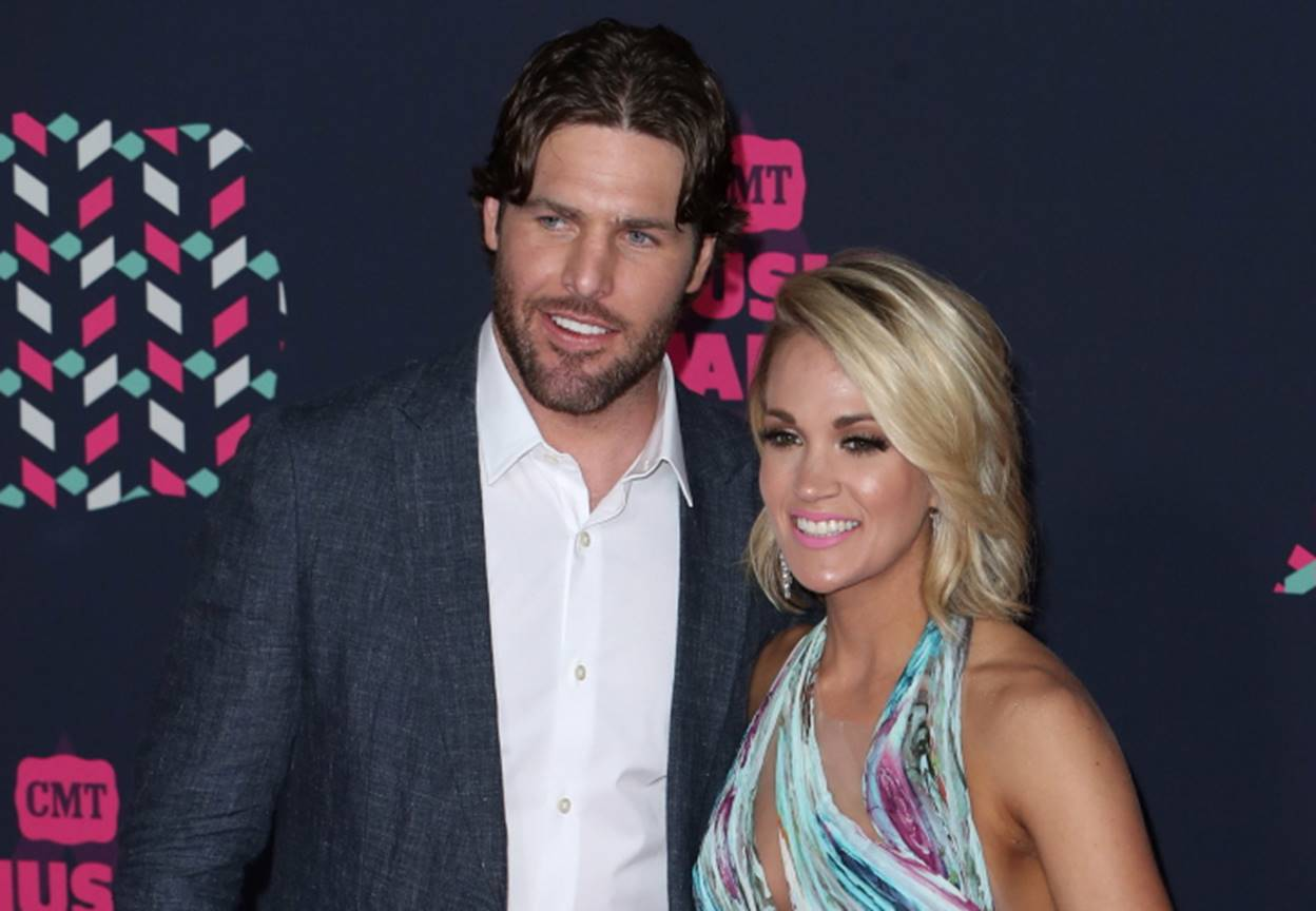 mike fisher and carrie underwood 2016