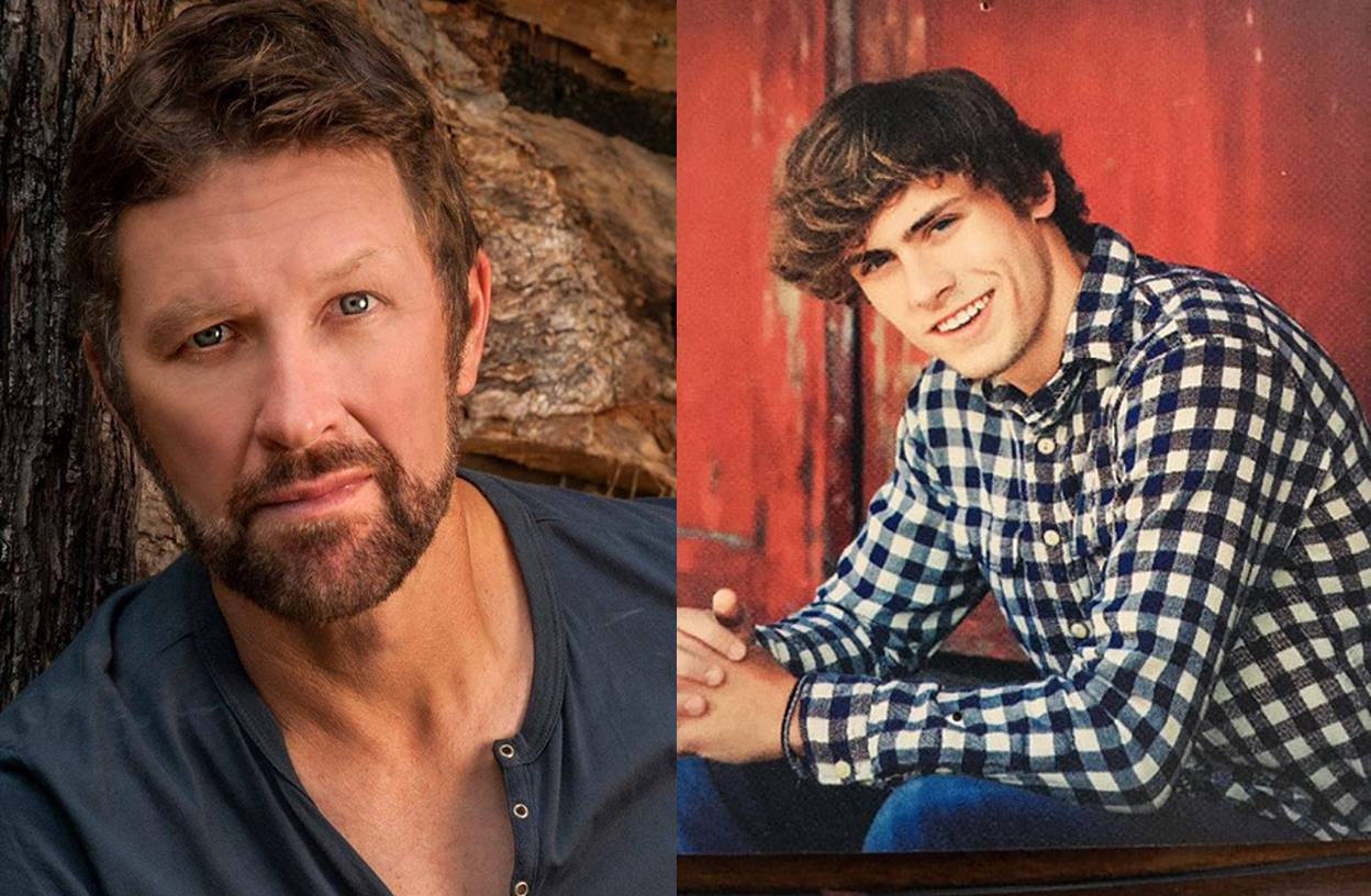 jerry greer and father craig morgan