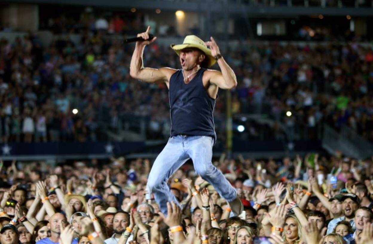 kenny chesney 2016