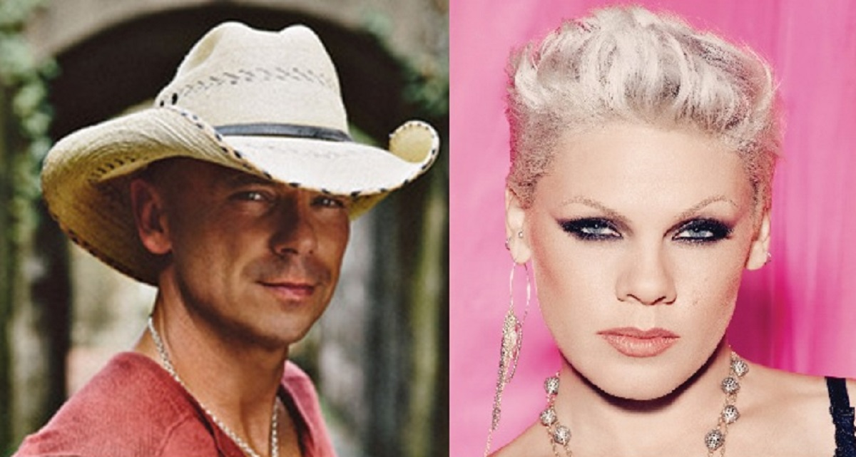 """Kenny Chesney """"Setting the World on Fire"""" featuring Pink"""