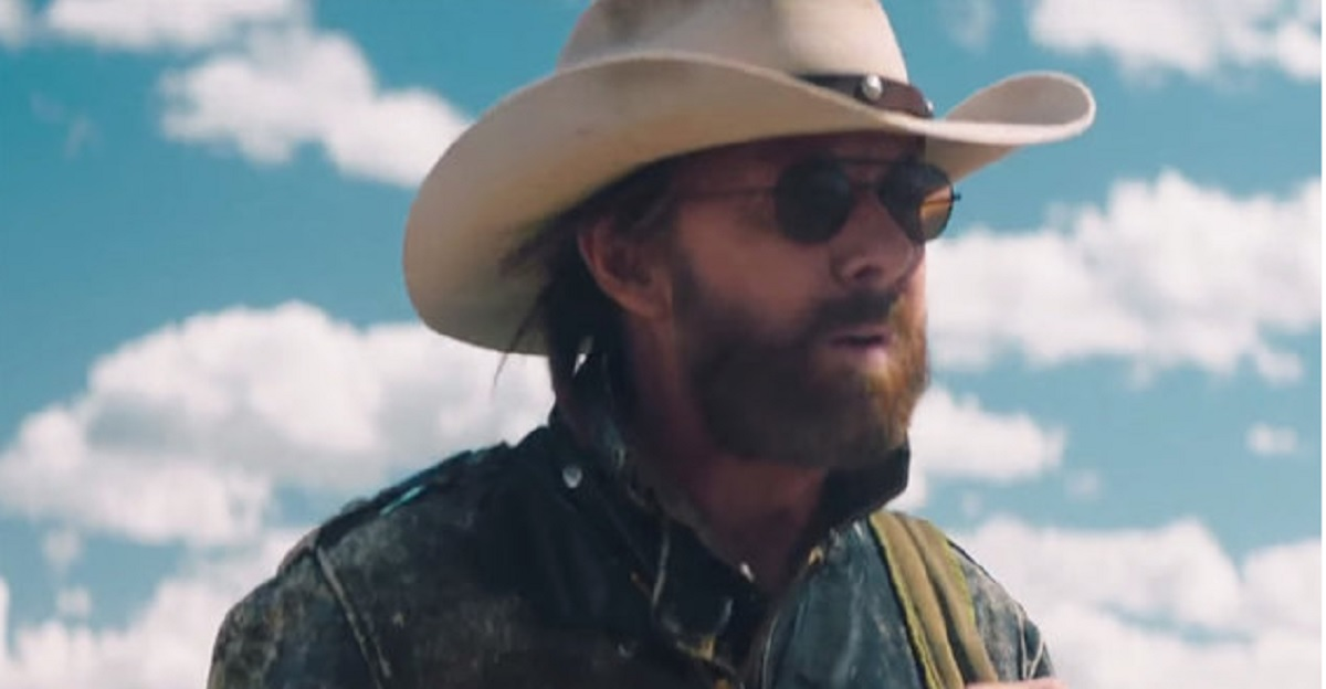 "Ronnie Dunn ""Damn Drunk"" featuring Kix Brooks"