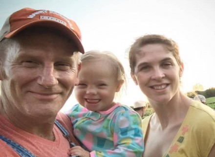 rory feek with daughter