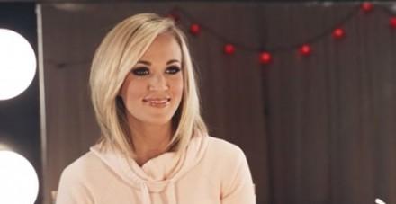 Carrie Underwood Shares Sweaty, Makeup-Free Selfie