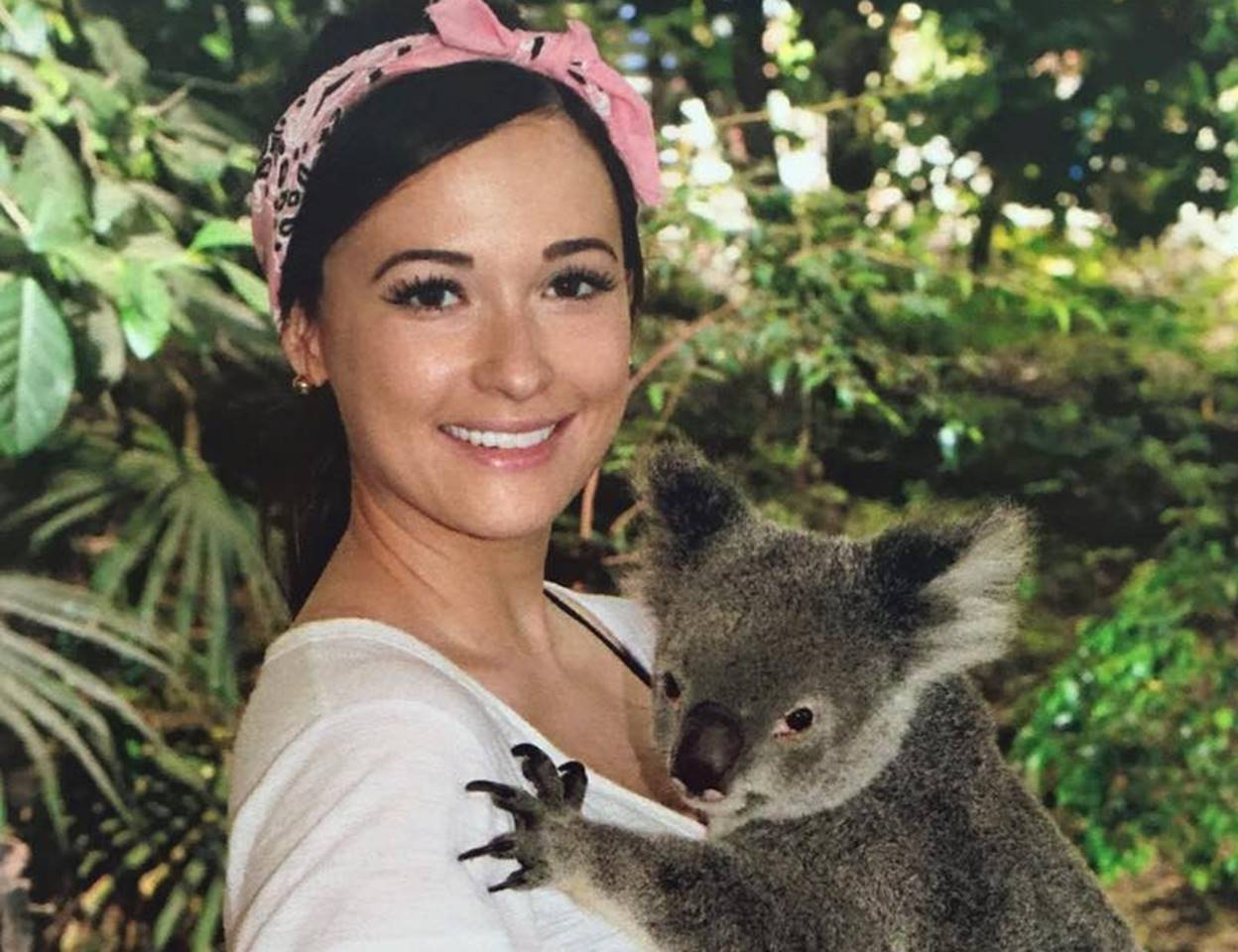 kacey musgraves with koala