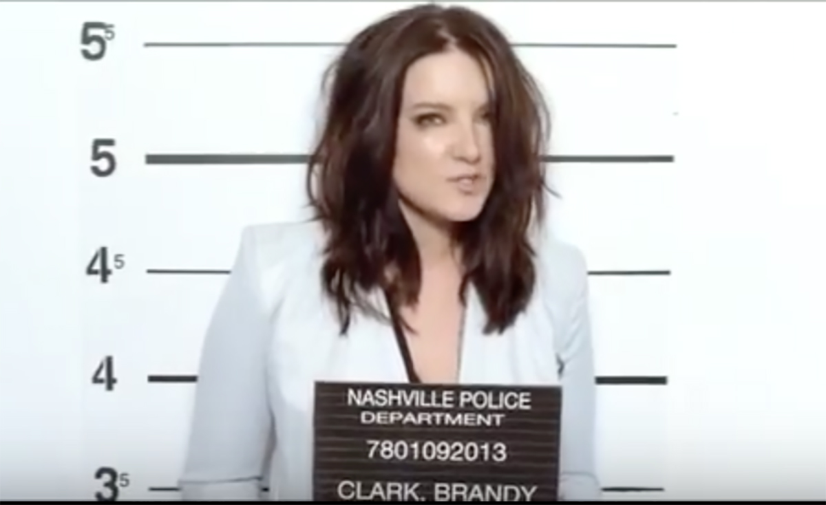 "Brandy Clark ""Stripes"" Music Video and Lyrics"