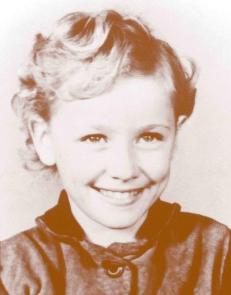 dolly parton as child