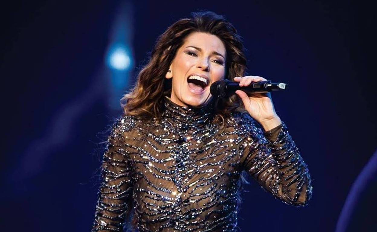 shania twain you're still the one