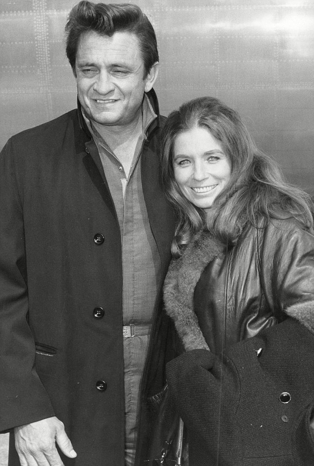ohnny johnny cash and june carter cash