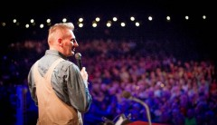 rory feek stage at grand ole opry