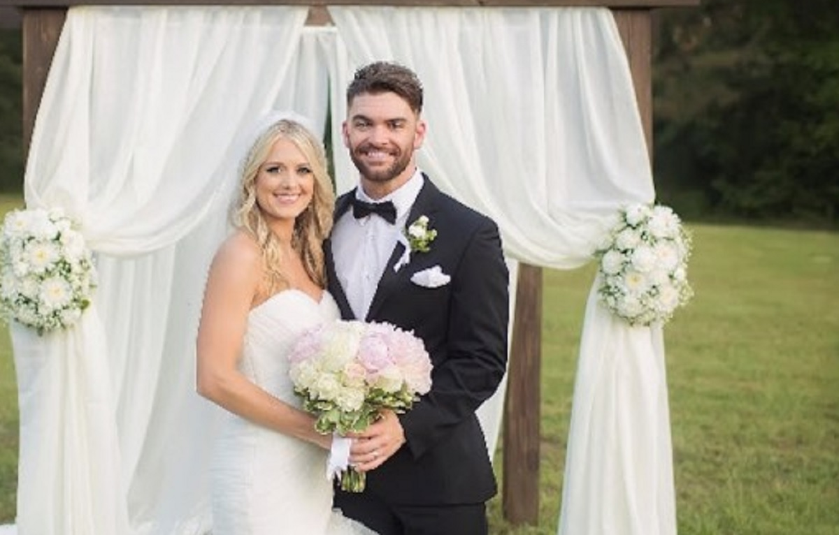 Dylan Scott Marries