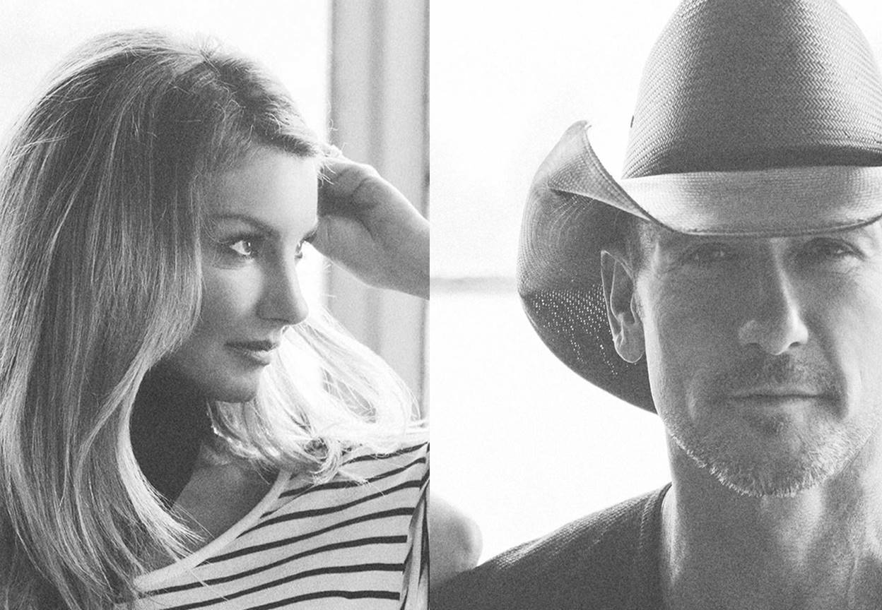 Tim McGraw & Faith Hill Announce 2017 Soul 2 Soul Tour