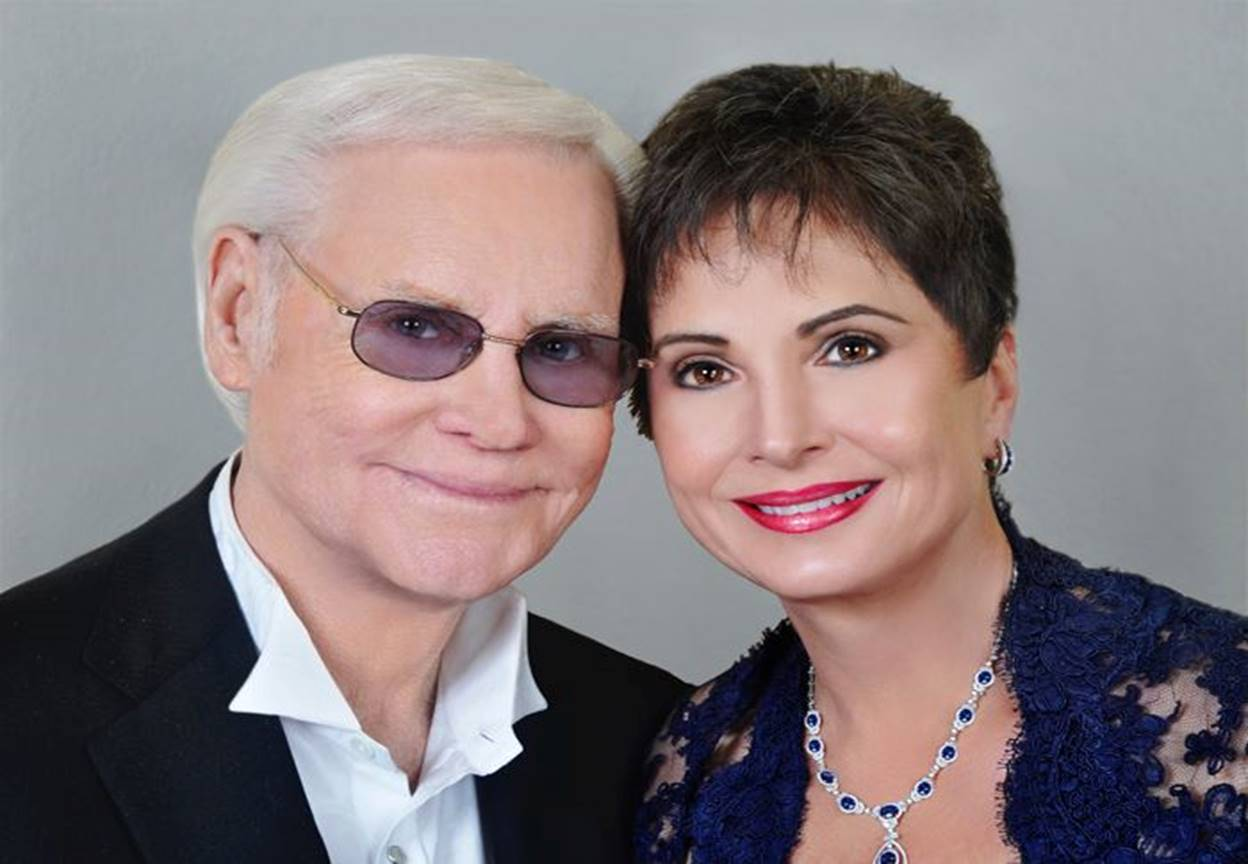 george jones and nancy jones