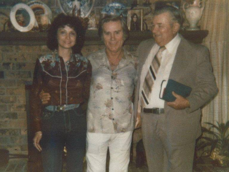george jones and nancy jones wedding