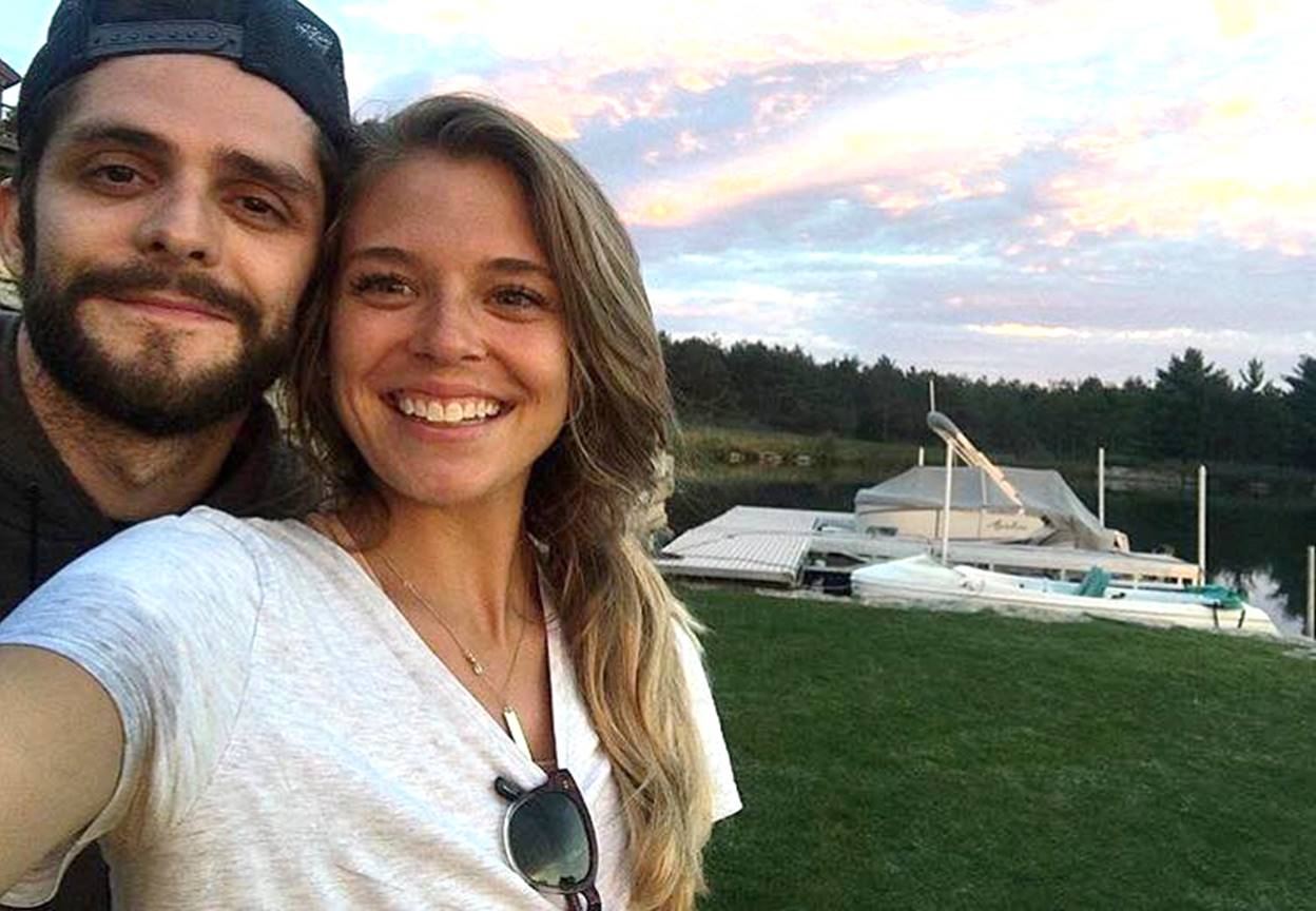 thomas rhett and lauren akins anniversary