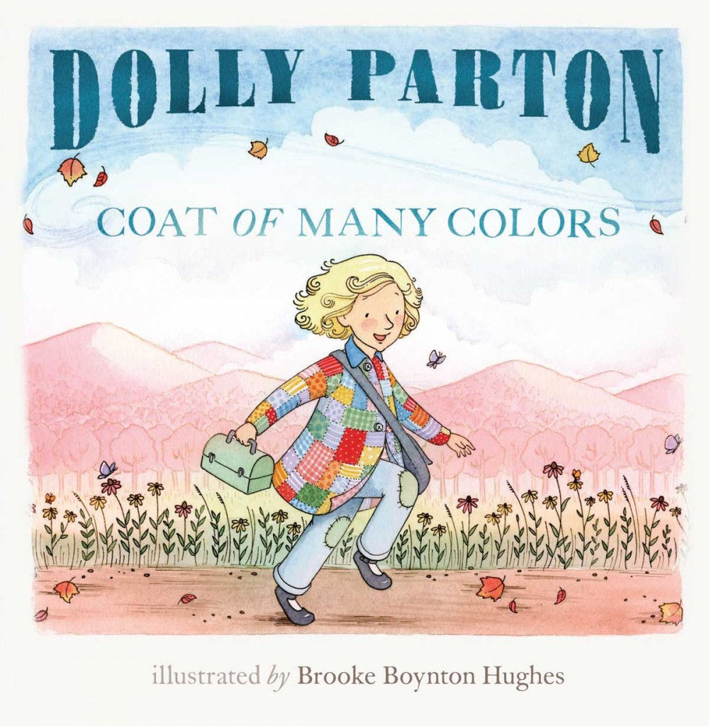 dolly parton childrens book coat of many colors