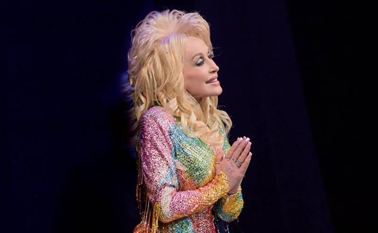 Dolly Parton's 'Coat of Many Colors' Children's Book