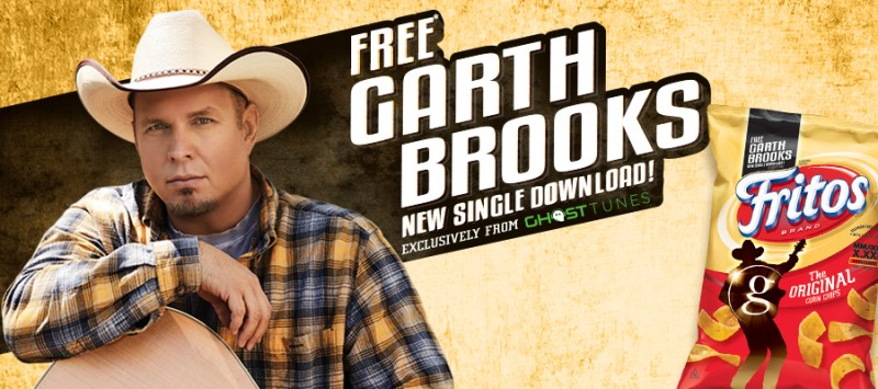 "garth brooks ""BABY, LET'S LAY DOWN & DANCE"""