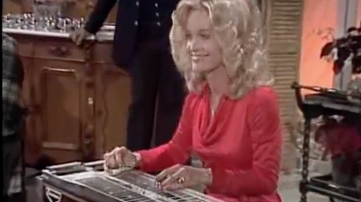Barbara mandrell steel guitar