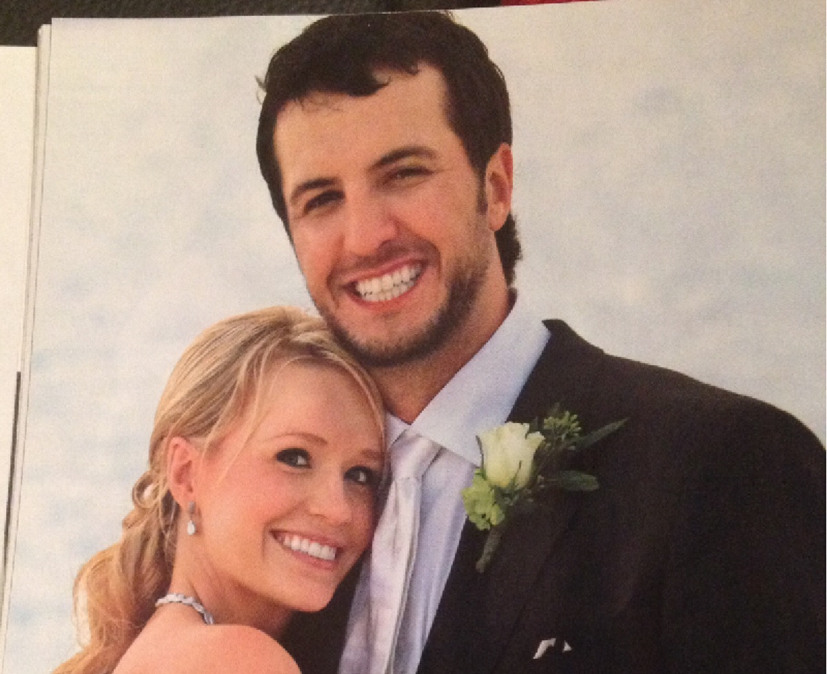 Luke and Caroline Wedding
