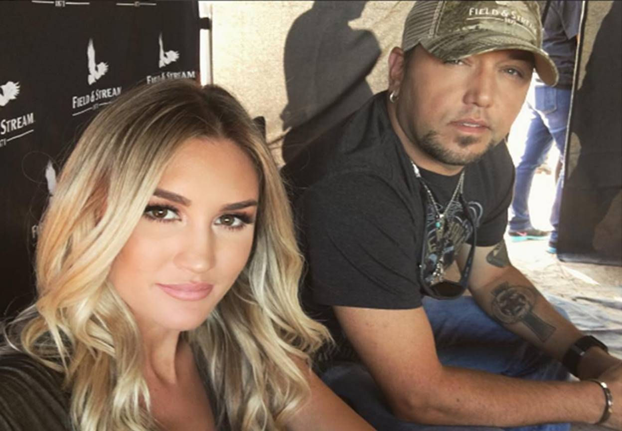 brittany kerr aldean and jason aldean