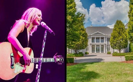 miranda lambert mansion