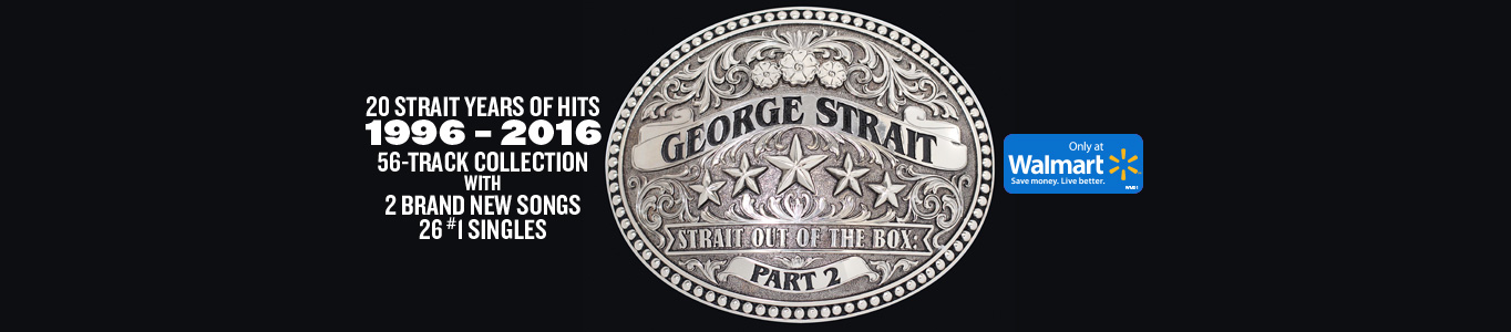 george strait strait out of the box