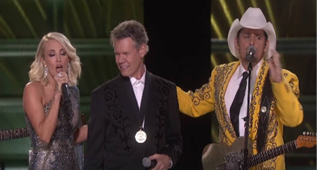 randy travis cma awards
