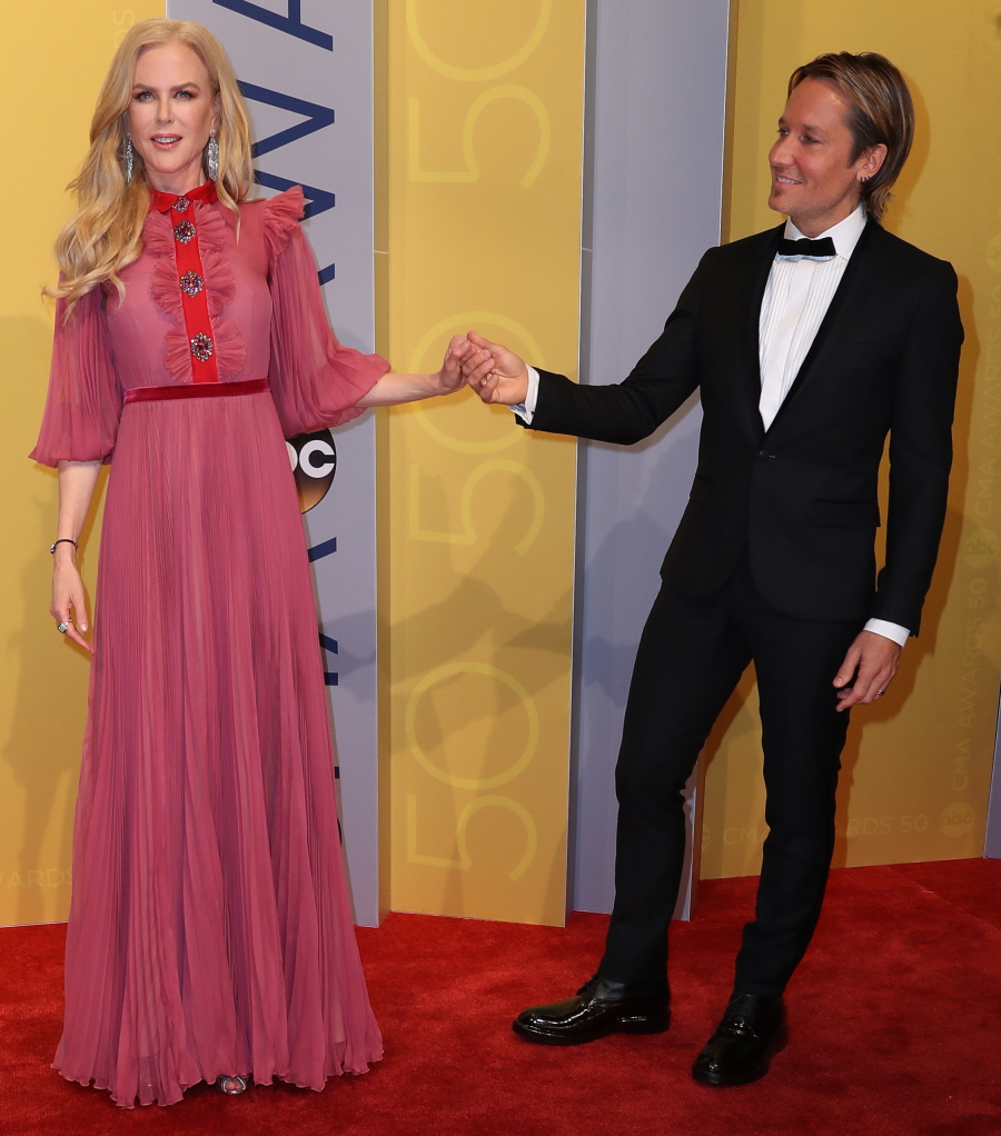 keith urban and nicole kidman 2016 cma awards