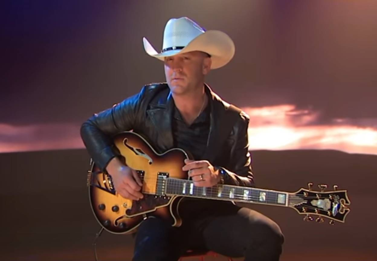 justin moore jimmy kimmel live