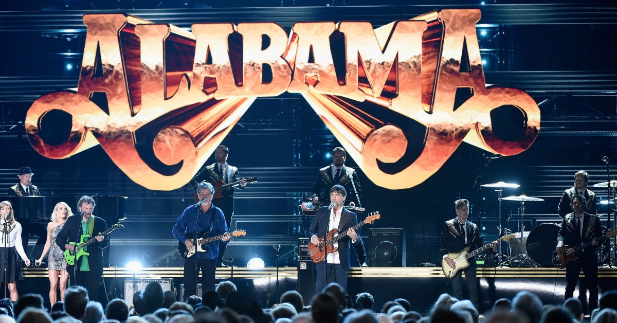 Alabama 2016 CMA Awards