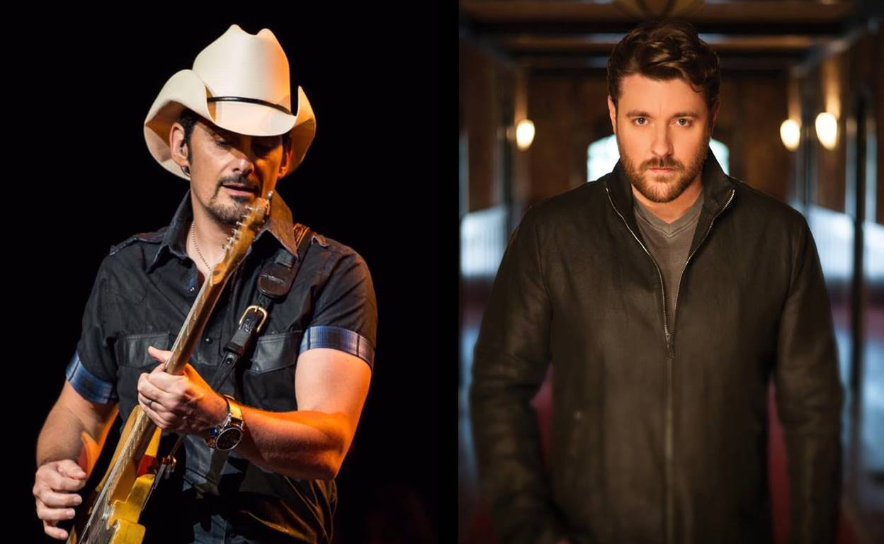 brad paisley and chris young