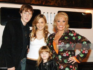 Tanya Tucker & Children