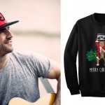 musicians on call holiday sweater sam hunt