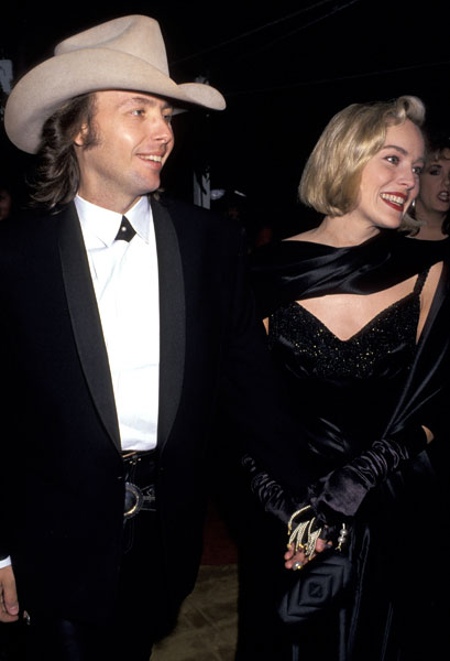 dwight yoakam and sharon stone