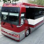 Brad Paisley Tour Bus