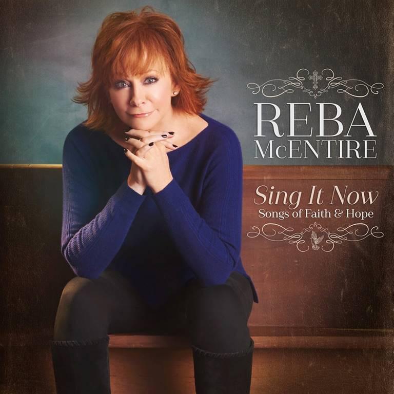 Reba McEntire's gospel album