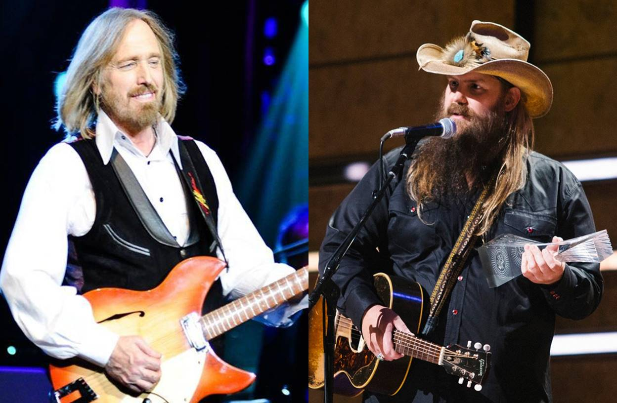 chris stapleton tom petty