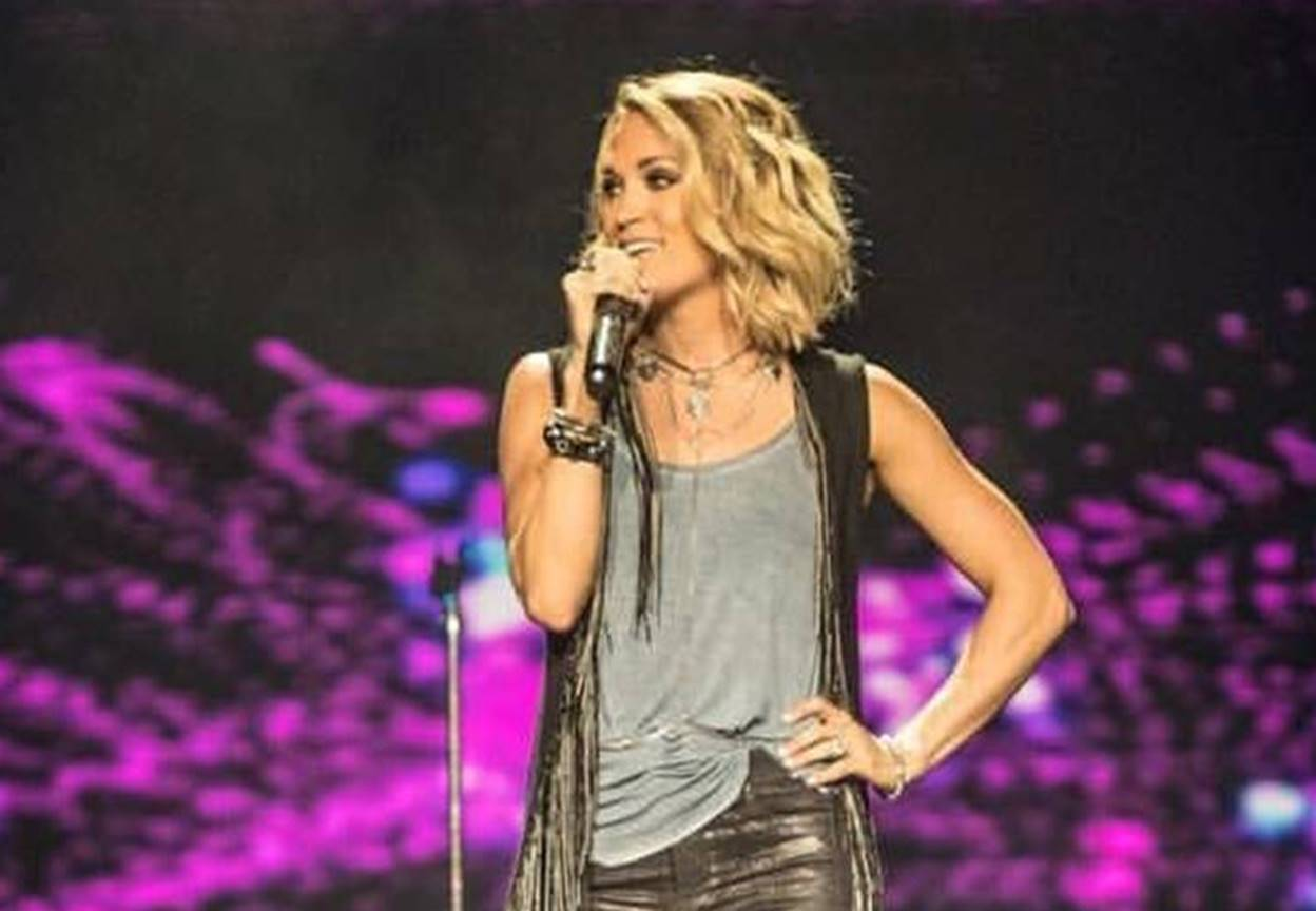 carrie underwood australia