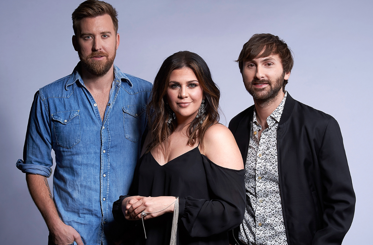 "Lady Antebellum ""Goodbye Town"" Behind The Scenes"