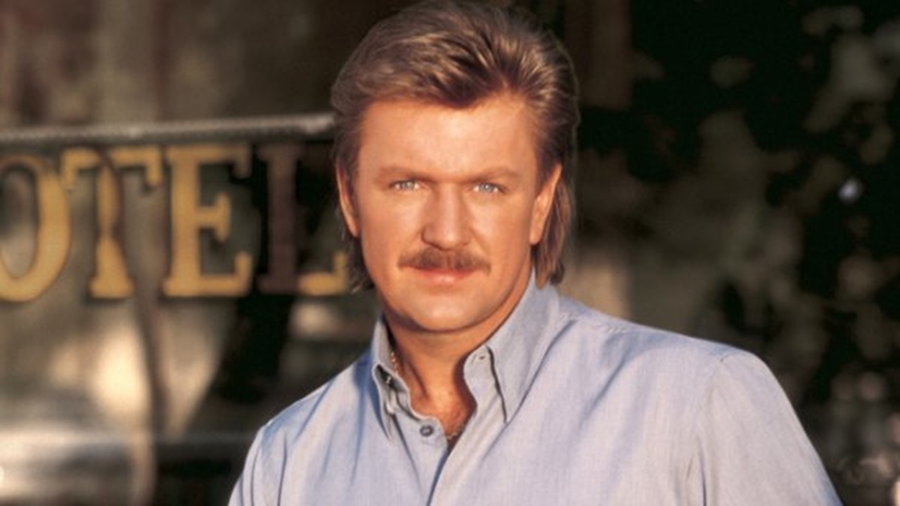 joe diffie pickup man