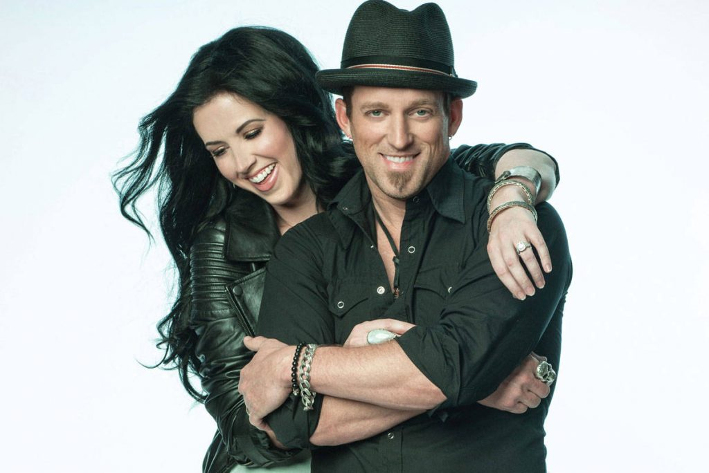 "Thompson square ""Are You Gonna Kiss Me Or Not"""